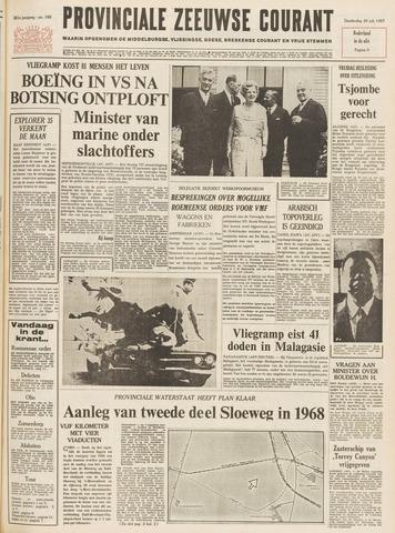 Provinciale Zeeuwse Courant 1967-07-20