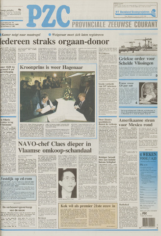 Provinciale Zeeuwse Courant 1995-02-22