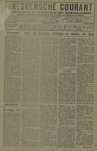 Breskensche Courant 1928-05-09