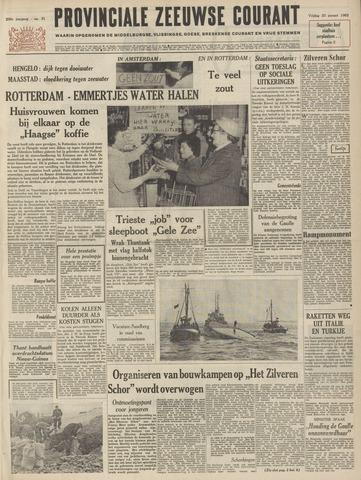 Provinciale Zeeuwse Courant 1963-01-25