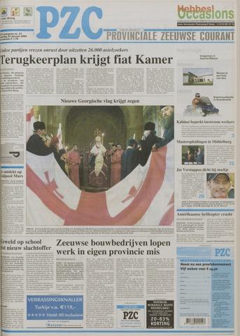 Provinciale Zeeuwse Courant 2004-01-24