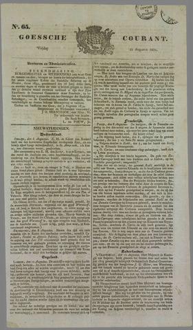 Goessche Courant 1834-08-15