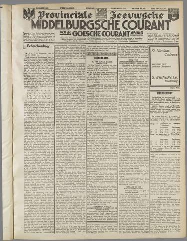 Middelburgsche Courant 1937-11-12