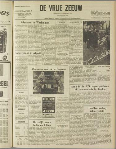 de Vrije Zeeuw 1962-11-15