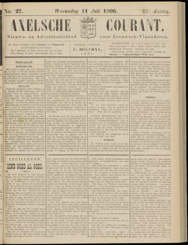 Axelsche Courant 1906-07-11