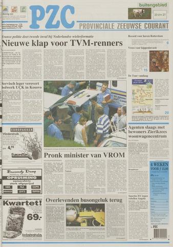 Provinciale Zeeuwse Courant 1998-07-29