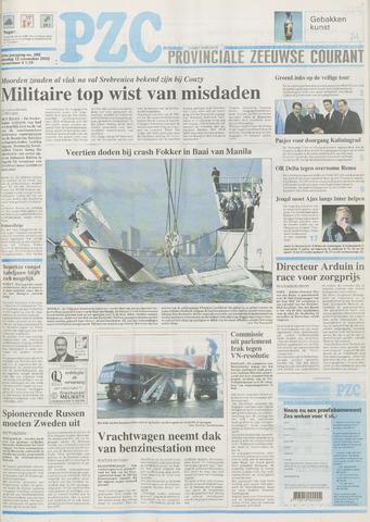 Provinciale Zeeuwse Courant 2002-11-12
