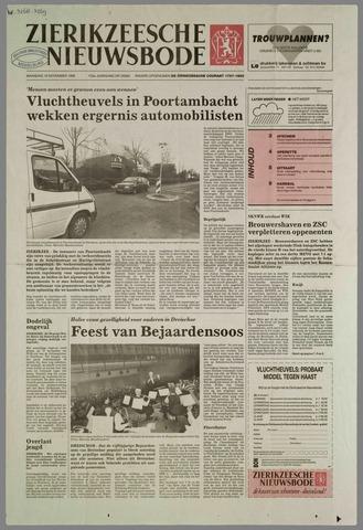 Zierikzeesche Nieuwsbode 1996-11-18
