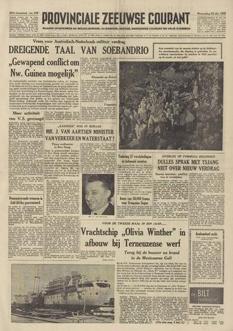 Provinciale Zeeuwse Courant 1958-10-22