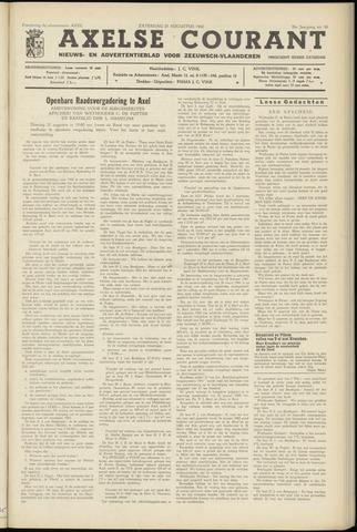 Axelsche Courant 1962-08-25