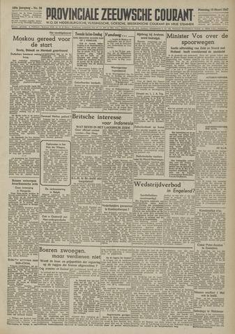 Provinciale Zeeuwse Courant 1947-03-10