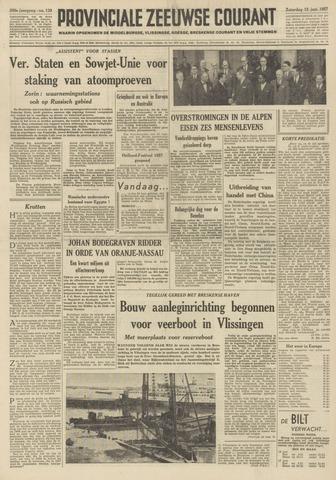 Provinciale Zeeuwse Courant 1957-06-15