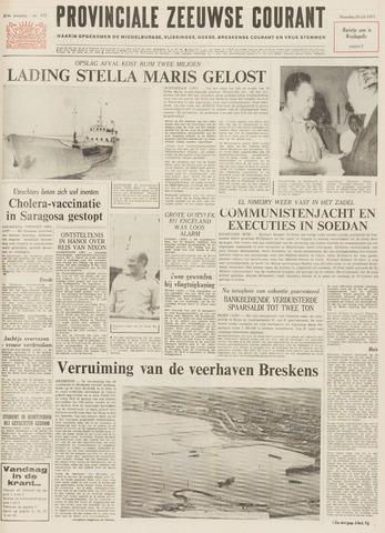 Provinciale Zeeuwse Courant 1971-07-26