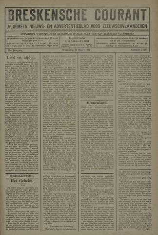 Breskensche Courant 1919-03-19