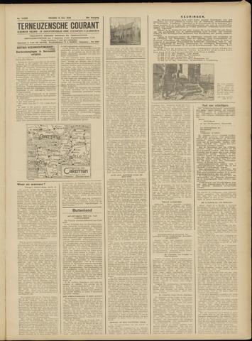 Ter Neuzensche Courant. Algemeen Nieuws- en Advertentieblad voor Zeeuwsch-Vlaanderen / Neuzensche Courant ... (idem) / (Algemeen) nieuws en advertentieblad voor Zeeuwsch-Vlaanderen 1944-07-14