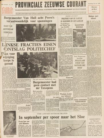 Provinciale Zeeuwse Courant 1966-06-23