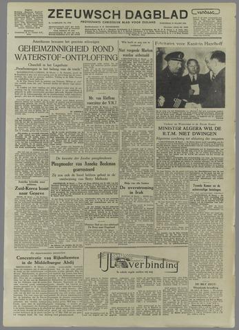 Zeeuwsch Dagblad 1954-03-31