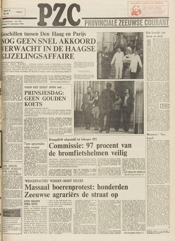 Provinciale Zeeuwse Courant 1974-09-17