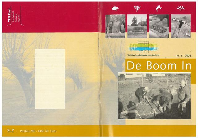 Landschapsbeheer Zeeland - de Boom in 2005-03-01