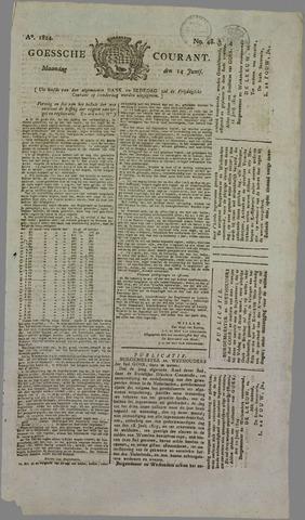 Goessche Courant 1824-06-14