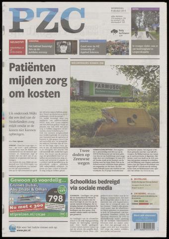 Provinciale Zeeuwse Courant 2013-10-09