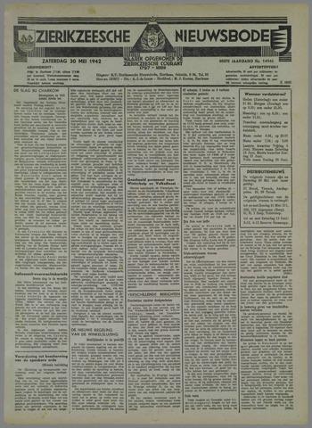 Zierikzeesche Nieuwsbode 1942-05-30