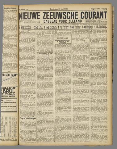 Nieuwe Zeeuwsche Courant 1923-05-31