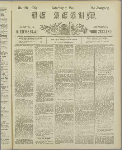 De Zeeuw. Christelijk-historisch nieuwsblad voor Zeeland 1912-05-11
