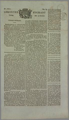 Goessche Courant 1827-10-19