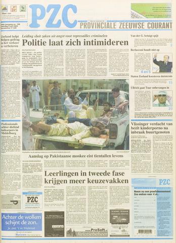 Provinciale Zeeuwse Courant 2003-07-05