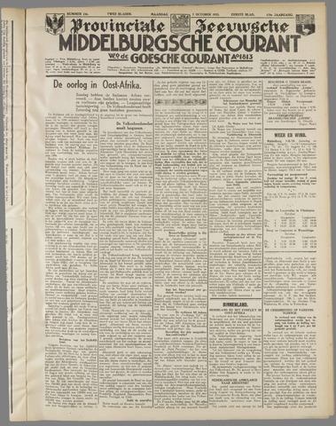 Middelburgsche Courant 1935-10-07