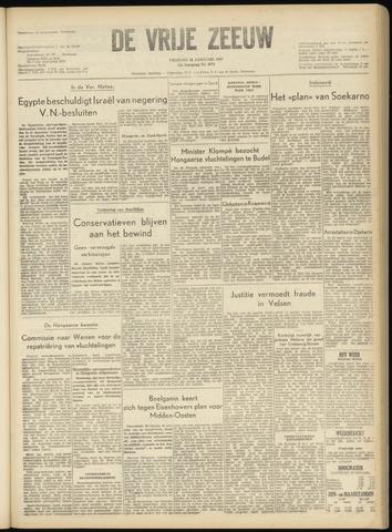 de Vrije Zeeuw 1957-01-18