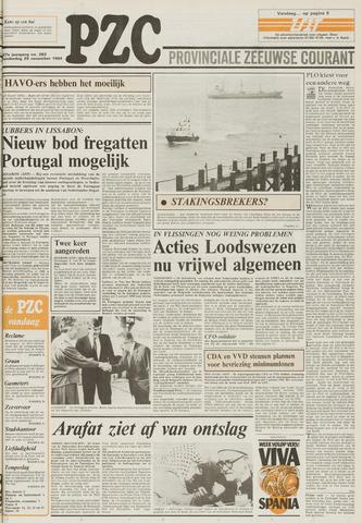 Provinciale Zeeuwse Courant 1984-11-29