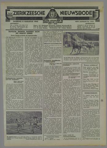 Zierikzeesche Nieuwsbode 1942-08-08