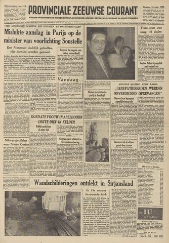 Provinciale Zeeuwse Courant 1958-09-16