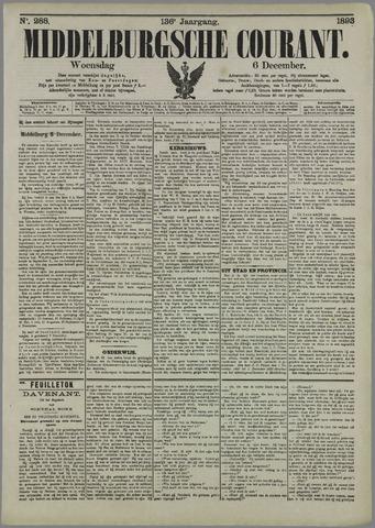 Middelburgsche Courant 1893-12-06