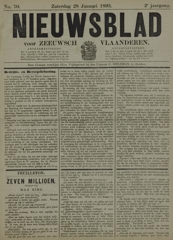 Nieuwsblad voor Zeeuwsch-Vlaanderen 1893-01-28