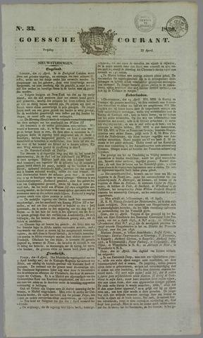Goessche Courant 1836-04-22