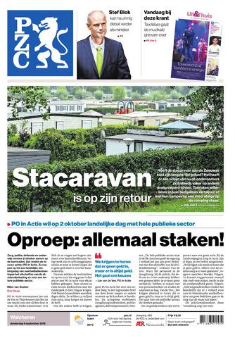Provinciale Zeeuwse Courant 2018-09-06