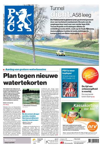 Provinciale Zeeuwse Courant 2019-04-05