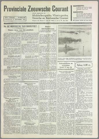 Provinciale Zeeuwse Courant 1940-11-08