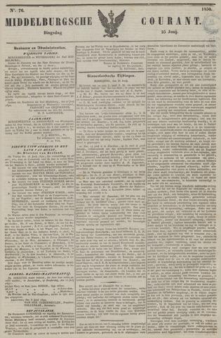 Middelburgsche Courant 1850-06-25