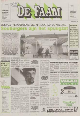 de Faam en de Faam/de Vlissinger 1992-08-19