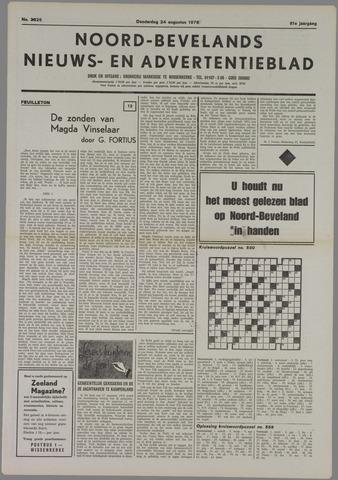 Noord-Bevelands Nieuws- en advertentieblad 1978-08-24