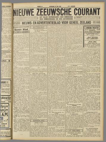 Nieuwe Zeeuwsche Courant 1931-07-18