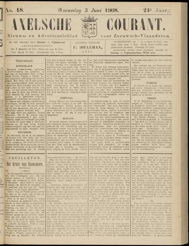 Axelsche Courant 1908-06-03