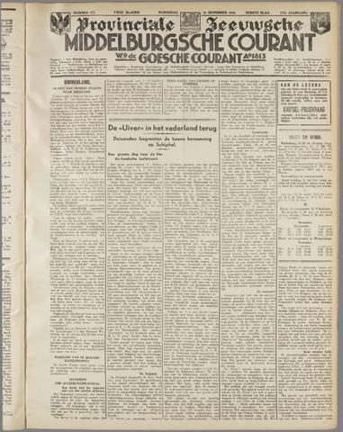 Middelburgsche Courant 1934-11-21