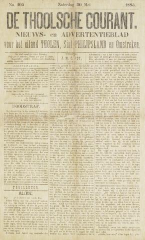 Ierseksche en Thoolsche Courant 1885-05-30