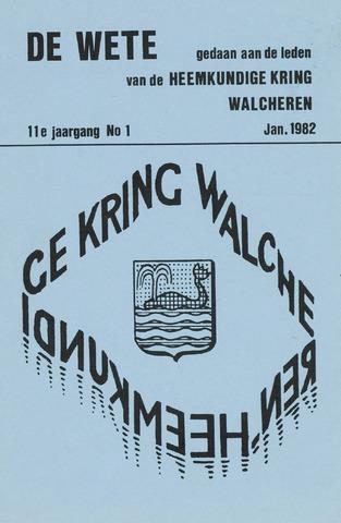 de Wete 1982-01-01