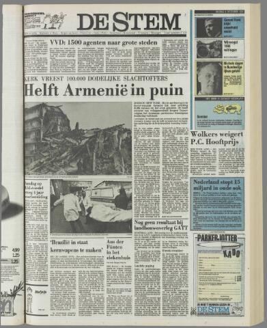 de Stem 1988-12-09